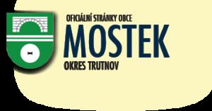 Obec Mostek